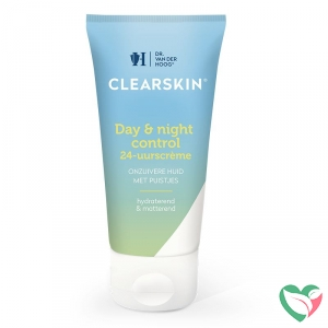 Dr vd Hoog Clearskin day & night control