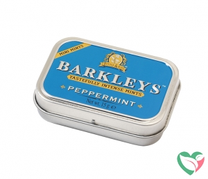 Barkleys Mints peppermint sugarfree
