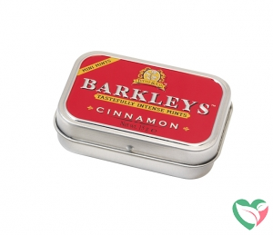 Barkleys Mints cinnamon sugarfree