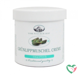 Healthy Care Groenlipmossel creme