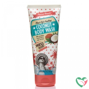 Dirty Works Bodywash coconut