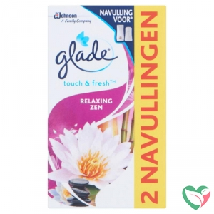 Glade BY Brise One touch navul relax zen
