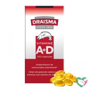 Draisma Vitamine A + D levertraan
