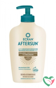Ecran Sun aftersun bronze