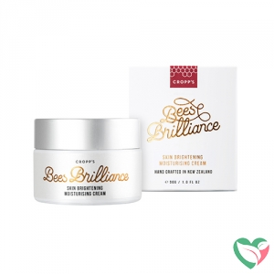 Bees Brilliance Skin brightening moisturizing cream