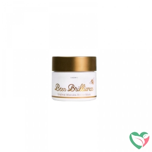 Bees Brilliance Manuka honey mask