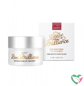 Bees Brilliance Skin brightening eye cream