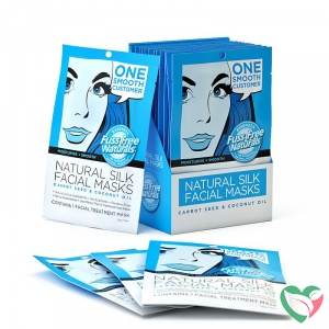 Fuss Free Nat Face mask moisturizing smooth