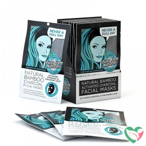 Fuss Free Nat Face mask pore purifying brightening