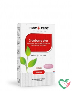 New Care Cranberry plus