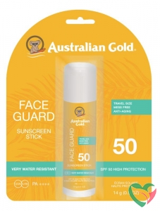 Australian Gold Face guard stick SPF50