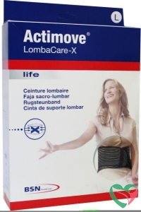 Actimove Lombacare-X maat L