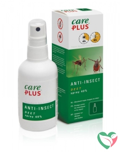Care Plus Deet spray 40%