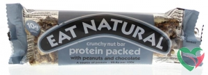 Eat Natural Proteine packed met pinda en chocolade
