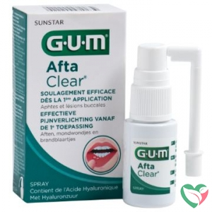 GUM Aftaclear spray