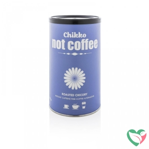 Chikko Chikko not coffee cichorei geroosterd