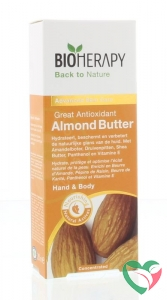 Bioherapy Great antioxidant almond butter hand body cream
