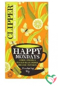 Clipper Clipper thee happy mondays bio