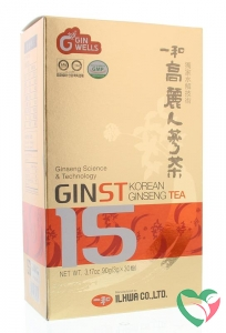 Ilhwa Ginst15 Korean ginseng tea