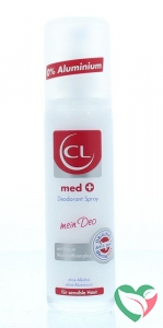 CL Cosline Red line med deo spray verstuiver