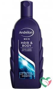 Andrelon Shampoo men hair & body