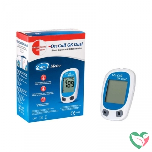 On Call GD Dual ketone/glucose starterkit