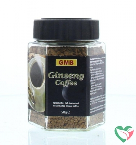 GMB Ginseng coffee bio