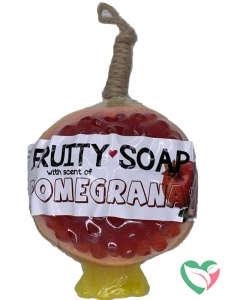 Fruity Soap Granaatappel zeep