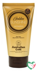 Australian Gold Golden sunshine intensifier
